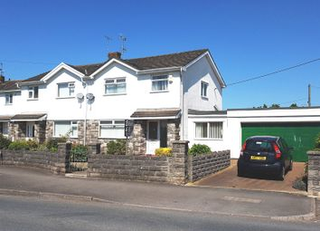 Thumbnail 3 bed semi-detached house for sale in Fairfield, North Cornelly