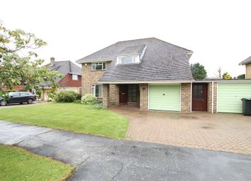 Thumbnail 4 bed detached house for sale in Lydele Close, Woking, Surrey