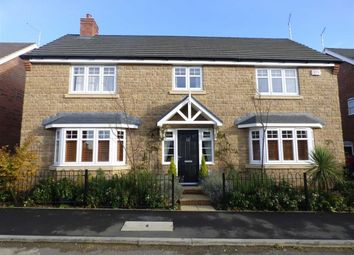 Thumbnail 4 bed detached house for sale in Majors Close, Long Buckby, Northampton
