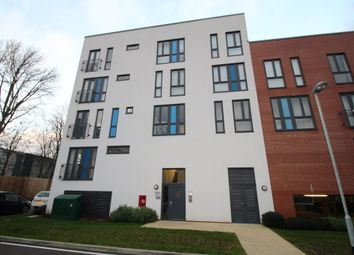 Thumbnail 1 bed flat to rent in Salvisberg Court, Otto Road, Welwyn Garden City