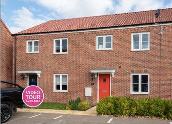 3 bed terraced house for sale in Waveney Close, Spalding PE11