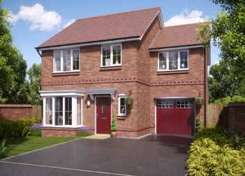 Thumbnail 4 bedroom detached house for sale in Heathfield Lane, Wednesbury