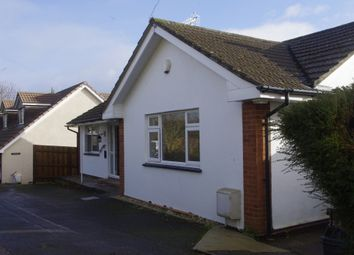 Thumbnail 3 bed bungalow to rent in Willsland Close, Kenton, Exeter