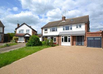 Thumbnail 4 bed semi-detached house for sale in Barnfield Close, Hoddesdon