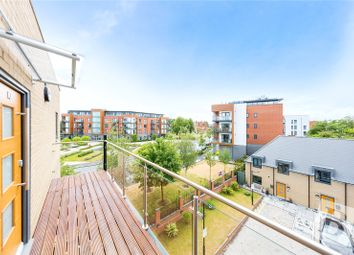 Thumbnail 2 bed flat for sale in Hedgerow House, Gubbins Lane, Harold Wood