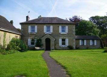 Thumbnail 3 bed detached house to rent in The Street, Broughton Gifford, Melksham