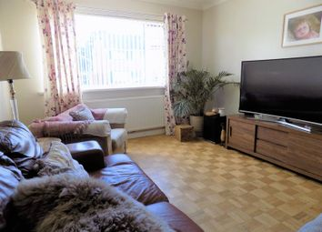 Thumbnail 2 bed flat for sale in Porset Drive, Caerphilly