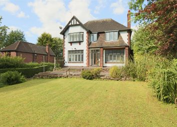 Thumbnail 4 bed detached house for sale in Private Road, Mapperley, Nottingham NG35Fq