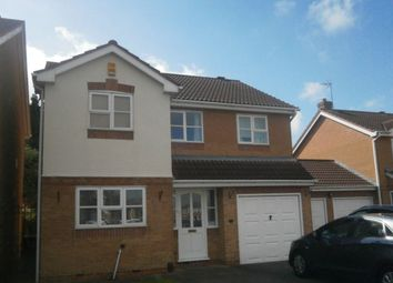 Thumbnail 4 bed detached house for sale in Penmoor Close, Long Eaton, Nottingham