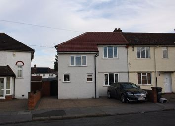 Thumbnail 3 bed terraced house to rent in Euston Road, Croydon