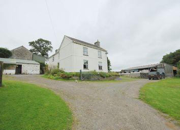 Thumbnail Farm for sale in Llangynog, Carmarthen