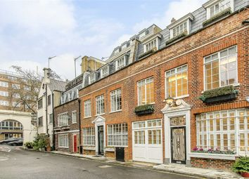 Thumbnail 3 bed terraced house to rent in Stanhope Mews East, London