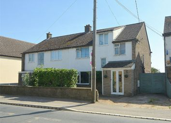 Thumbnail 5 bed semi-detached house for sale in High Street, Earith, Huntingdon, Cambridgeshire