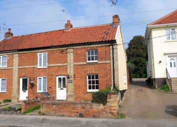 Thumbnail 2 bedroom end terrace house to rent in The Street, Monks Eleigh, Ipswich, Suffolk