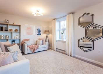 Thumbnail 3 bed detached house for sale in The Hadley, Gilbert's Lea, Birmingham Road, Bromsgrove