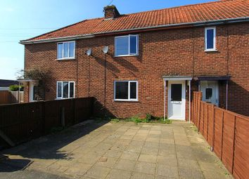 Thumbnail 2 bedroom terraced house for sale in The Avenue, Halesworth, Suffolk