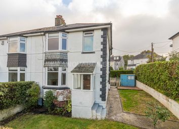 3 bed semi-detached house for sale in Hayes Road, Oreston PL9