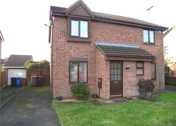 Thumbnail 2 bedroom semi-detached house to rent in Barclay Court, Ilkeston