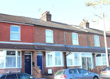 Thumbnail 3 bed terraced house for sale in Warwick Road, St Albans, Hertfordshire