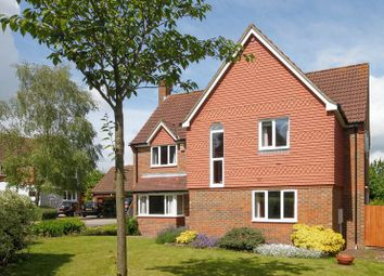 Thumbnail 7 bed detached house to rent in Bishops Field, Aston Clinton, Aylesbury