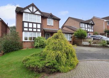 Thumbnail 4 bed detached house for sale in Birkdale Gardens, Winsford, Cheshire