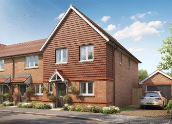 Thumbnail 3 bed end terrace house for sale in Montague Place, Keens Lane, Guildford, Surrey