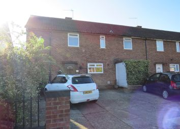Thumbnail 3 bed end terrace house for sale in Maynard Drive, St.Albans