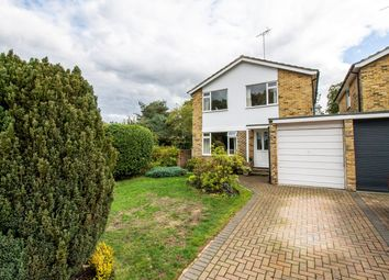 Thumbnail 3 bed link-detached house for sale in Coombe Drive, Fleet