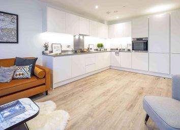 Thumbnail 3 bedroom flat for sale in Knights Road, Silvertown
