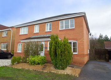 Thumbnail 3 bed semi-detached house for sale in Eardley Crescent, Dunfermline