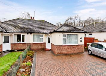 Thumbnail 3 bedroom semi-detached bungalow for sale in Seal Road, Sevenoaks