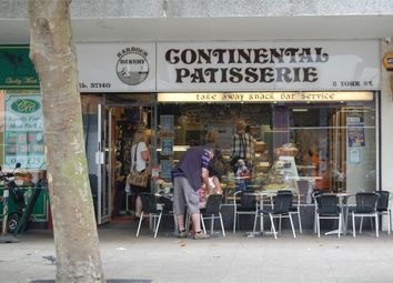 Thumbnail Commercial property for sale in York Street, Ramsgate, Kent