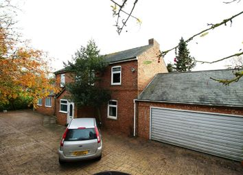 Thumbnail 7 bed detached house for sale in The Delph, Pode Hole, Spalding