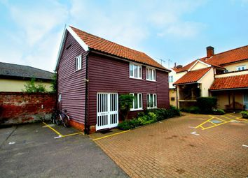Thumbnail 1 bedroom flat to rent in High Street, Wickham Market, Woodbridge
