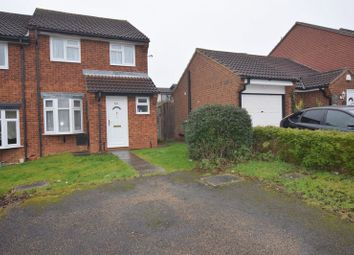 Thumbnail 3 bedroom end terrace house for sale in Perracombe, Furzton, Milton Keynes