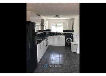 Thumbnail 4 bedroom end terrace house to rent in Crabtree, Peterborough