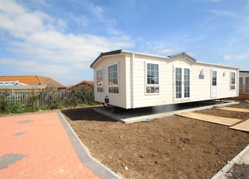 Thumbnail 2 bed property for sale in Meadow View Park, The Broadway, Sheerness, Kent