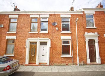 Thumbnail 3 bedroom terraced house for sale in Trower Street, Preston
