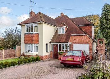 Thumbnail 4 bed detached house for sale in Ferndale Avenue, Chertsey