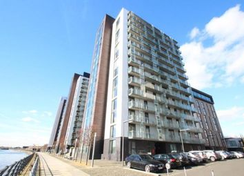Thumbnail 1 bed flat for sale in Castlebank Place, Glasgow Harbour, Glasgow
