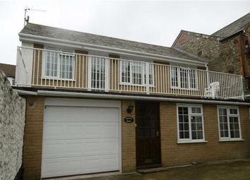 Thumbnail 2 bed end terrace house to rent in Queen Street, Bude, Cornwall