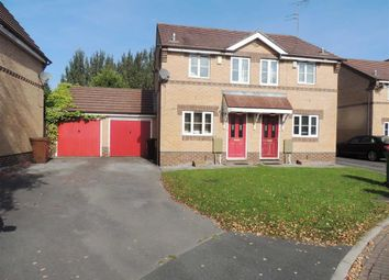 Thumbnail 2 bed semi-detached house for sale in Petrel Close, Stockport, Stockport