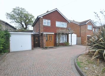 Thumbnail 3 bed detached house for sale in Long Gore, Godalming