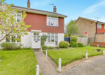 Thumbnail 2 bed end terrace house for sale in Strathmore Road, Ifield, Crawley