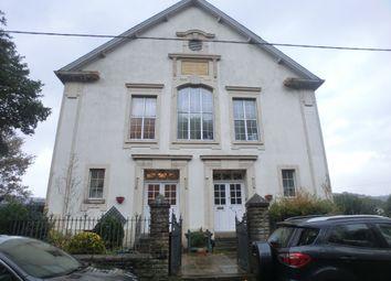 Thumbnail 3 bed flat to rent in Edward Street, Alltwen, Swansea.