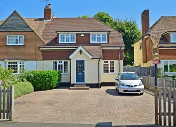 Thumbnail 4 bedroom semi-detached house for sale in Culpepper Close, Hollingbourne, Maidstone, Kent