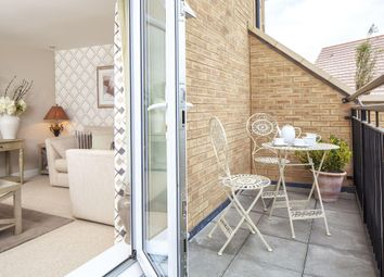 """Thumbnail 3 bed end terrace house for sale in """"Hinton"""" at Samborne Drive, Wokingham"""