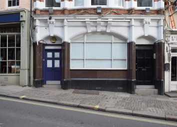 Thumbnail Retail premises to let in 68 Heath Street, Hampstead, London