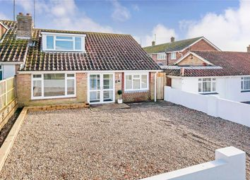 Thumbnail 4 bed bungalow for sale in Bannings Vale, Saltdean, Brighton, East Sussex