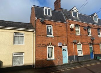 Thumbnail 2 bed town house for sale in Park Street, Tiverton